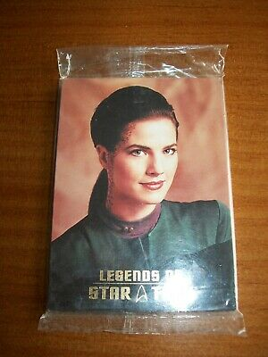 Legends of Star Trek Rittenhouse Jadzia Dax (0987 / 1701) Sealed #L1-L9