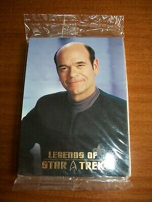 Legends of Star Trek Rittenhouse The Doctor (0985 / 1701) Sealed #L1-L9 Voyager
