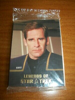 Legends of Star Trek Rittenhouse Captain Jonathan Archer (0986 / 1701) Sealed
