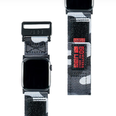 URBAN ARMOR GEAR (UAG) Active Camo Watch Strap for Apple Watch 44mm / 42mm