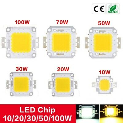 Chip  High SMD Flood Power 10W20W30W50W70W100W LED Bead Light for Bulb 12V-36V