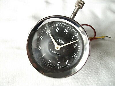 Rare SMITHS CE2160/10 classic car clock. from LOTUS ELAN