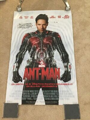 ANT-MAN Movie POSTER 26 x 40,  NEW, FREE SHIPPING (PO102)