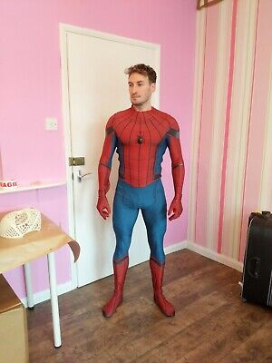 Spider-Man Homecoming Cosplay Costume