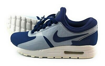 25409b46aa Nike Air Max Zero Essential GS 6.5Y 881224-402 Navy Blue White Youth New