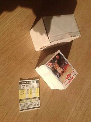 Almost Complete set Fleer 1990-1 NBA Basketball Trading Cards See Pics