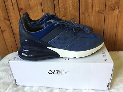 save off adbcb f41fe Men s Nike Air Max 270 Premium Running Shoes Diffused Blue Ao8283 400 Size  10