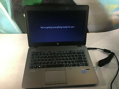 "HP EliteBook 745 G1 14"" AMD A8 PRO 1.9GHZ - 120GB SSD - Windows 10 Pro"