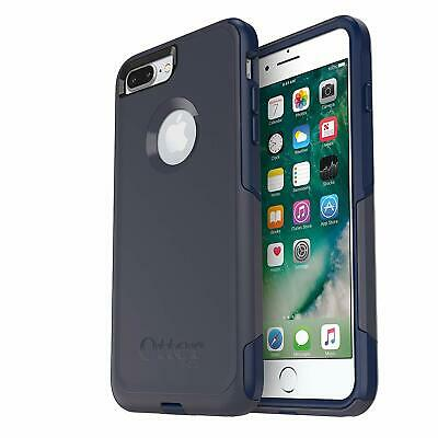 OtterBox COMMUTER SERIES Case for iPhone 8 Plus & iPhone 7Plus,BLUE/ADMIRAL BLUE