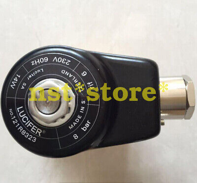 Applicable for PARKER Fuel Solenoid Valve 121R8323