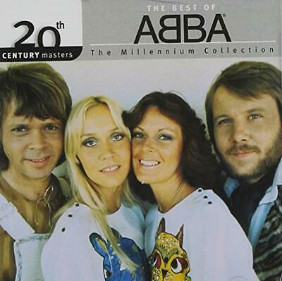 Abba Cd - Best Of: The Millennium Collection (2000) - New Unopened - Pop