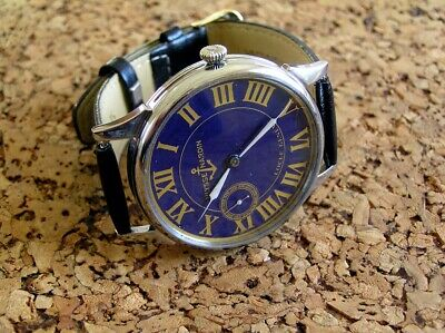 Antique Ulysse Nardin Locle Geneve Suisse Branded High Grade Movement Marriage