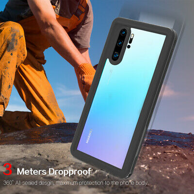 Dropproof Waterproof Protective Phone Case Cover For Huawei P30 Pro Mate 20 Pro