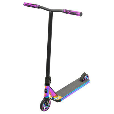 Invert TS 3+ Kids/Children Push/Kick Wheel Ride On Scooter Toy 10y+ Neochrome PP