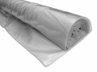 Visqueen Temporary Protective Sheeting TPS Polythene Dust Sheet 4m x 25m