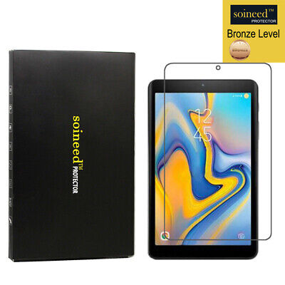 "Soineed Samsung Galaxy Tab A 8.0"" SM-T387 2018 Tempered Glass Screen Protector"