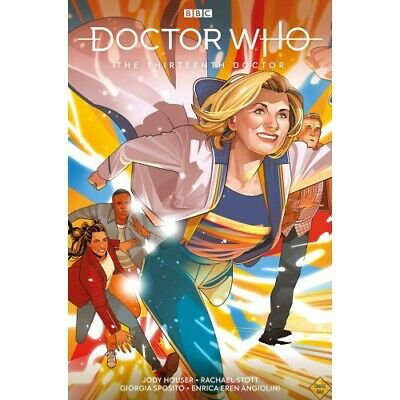 Doctor Who 13Th Tp Vol 01 -  -