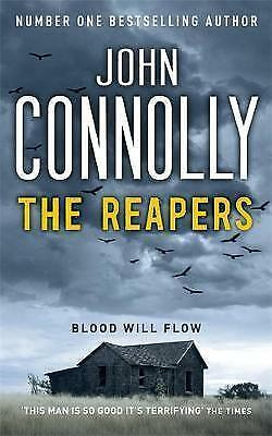 """""""AS NEW"""" Connolly, John, The Reapers: A Charlie Parker Thriller: 7, Paperback Bo"""