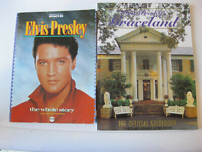 Elvis Presley Graceland The Official Guidebook & Greatest Pics The Whole Story