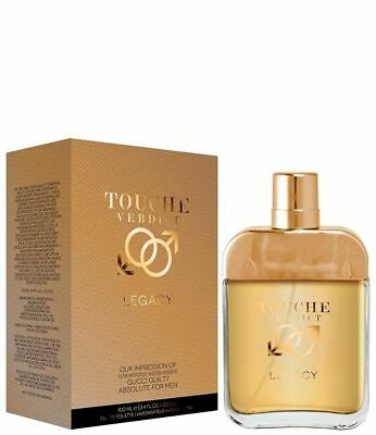 6e60730978 Touche Verdict Legacy Men By Preferred Fragrances inspired by GUCCI GUILTY  ABSOL