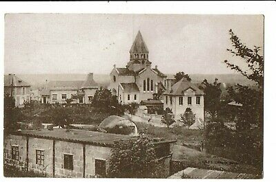 CPA - Carte postale-FRANCE -Leuilly-sous-Coucy- Son Eglise   VM2991