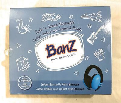 Geo Print #6087 Banz Mini Earmuffs Protection for Little Ears EM014 NEW