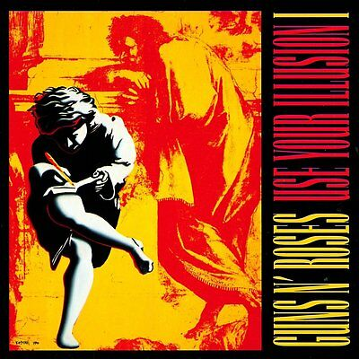 Guns N' Roses Use Your Illusion I Doppio Vinile Lp 180 Grammi Nuovo Sigillato !