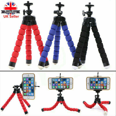 Mini Small Octopus Tripod Stand Universal For Digital Camera Mobile Phone Gopro