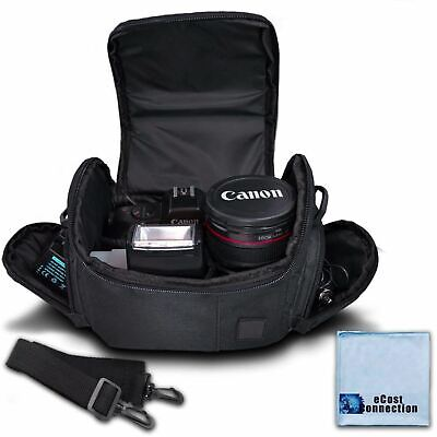 Camera Bag Case DSLR Canon Nikon Sony Mirrorless Photo Shoulder For Travel New