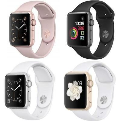 Apple Watch Series 1 - 38mm/42mm - Aluminum Case - Sport Band - iOS - Smartwatch