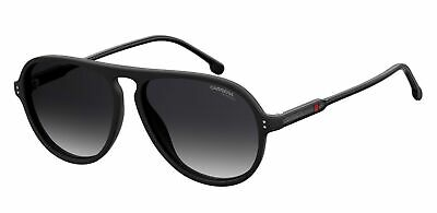 fa84363b56d1 Carrera 198/S Full Rim Gradient Sunglasses Mtt Black Dark Grey Sf Uv400 W/