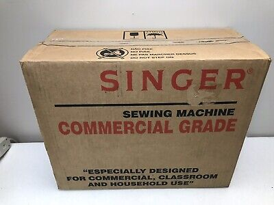 Singer CG-590 C Commercial Grade Mechanical Sewing Machine Professional Home