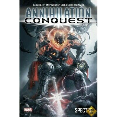 Annihilation Conquest T02 -  - Pan.marvel Sel.