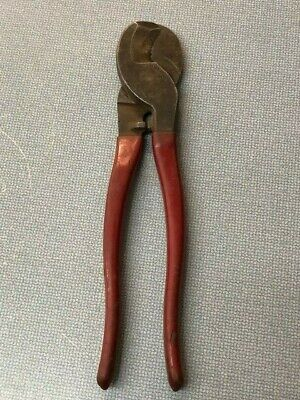 Klein Tools 63050 High Leverage Heavy Duty Cable Cutter Pliers Made in USA