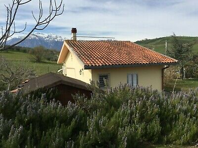 Detached Bungalow with Land In Italy