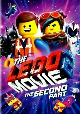 The Lego Movie 2 : The Second Part DVD NEW (2019) SHIPPING NOW !