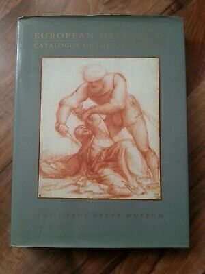 European Drawings 2 - Catalogue of the Collections - J PAUL GETTY MUSEUM