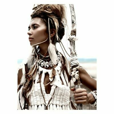 NEW A La Mode Studio Bali Warrior Canvas Print