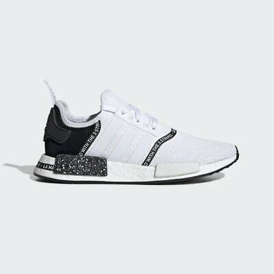 promo code 1d3d8 6f637 ADIDAS NMD R1 Boost Speckle Pack White/Black Men's Casual Shoes EF3326  LIMITED