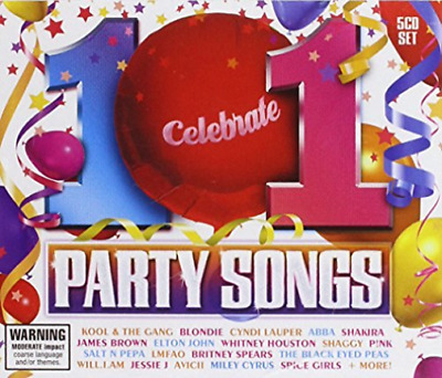 Various [Joint Venture]-101 Party Songs (US IMPORT) CD NEW
