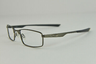 c84ac4e488 Oakley Socket 4.0 Pewter Matte Black Eye Glasses Frames 53-18-133  Prescription