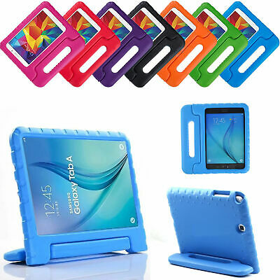 Kids Shock Proof Safe Foam Case Handle Cover Stand For Samsung Galaxy Tab A 8.0