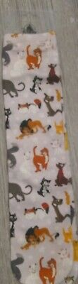 Disney Parks 2019 Pale Pink Cats Pair Of Socks Unisex One Size BRAND NEW