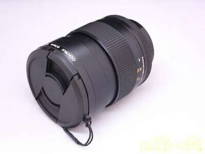 Contax Kyocera Planar T 85 mm F 1.4 Ae Made In Germany Cy Mount Lens For