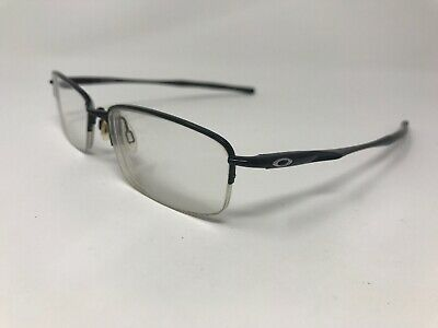 "72dccee44a583 OAKLEY ""CLUBFACE"" Eyeglasses Frame OX3102-0154 54-17-143 Polished Black"