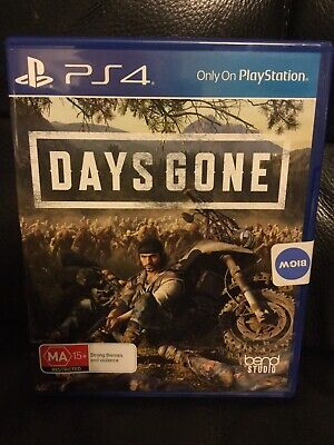 Days Gone PS4 Play Station New Release 2019, New And Sealed, Free Postage