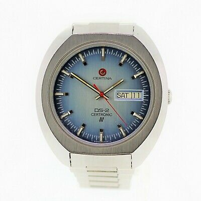 Certina DS-2 Certonic - Turtle - Automatic Gents Diver - Day Date