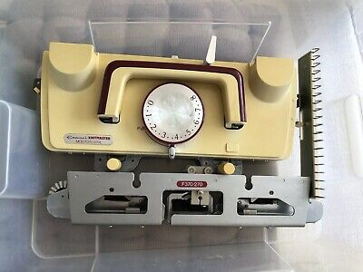 Empisal Knitmaster F370l/270l Fine Gauge Lace Carriage