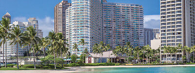 Waikiki Marina Resort at the Ilikai --Three Nights Studio with a Full Kitchen