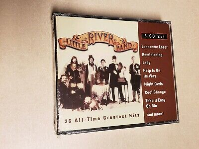 36 All-Time Greatest Hits 3 CD Set (Little River Band 1998 EMI) Rare